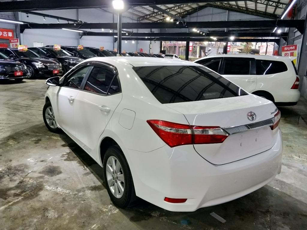 正2014年 最新款 Toyota Altis 1.8E