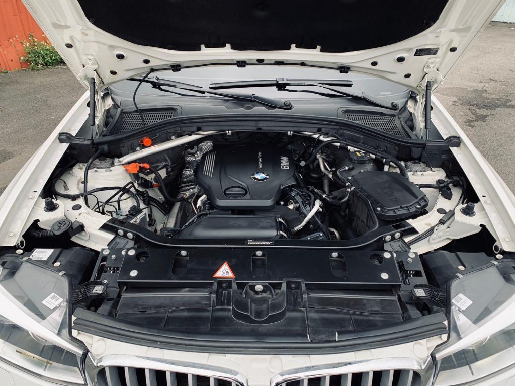 正2015年出廠 BMW X3 X-Drive 20d