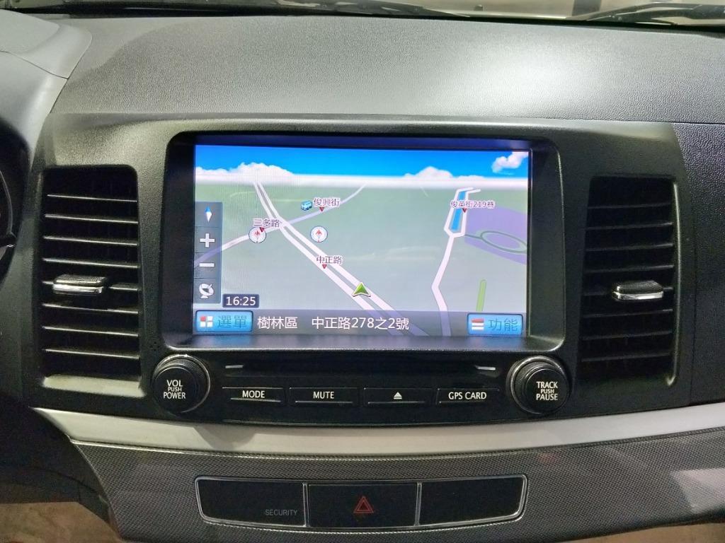正2015年新款 Mitsubishi Lancer Fortis 1.8賽道頂級版
