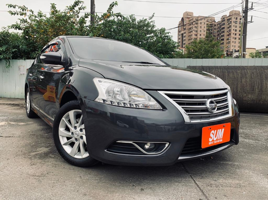 正2015年 Nissan SuperSentra 1.8頂級款