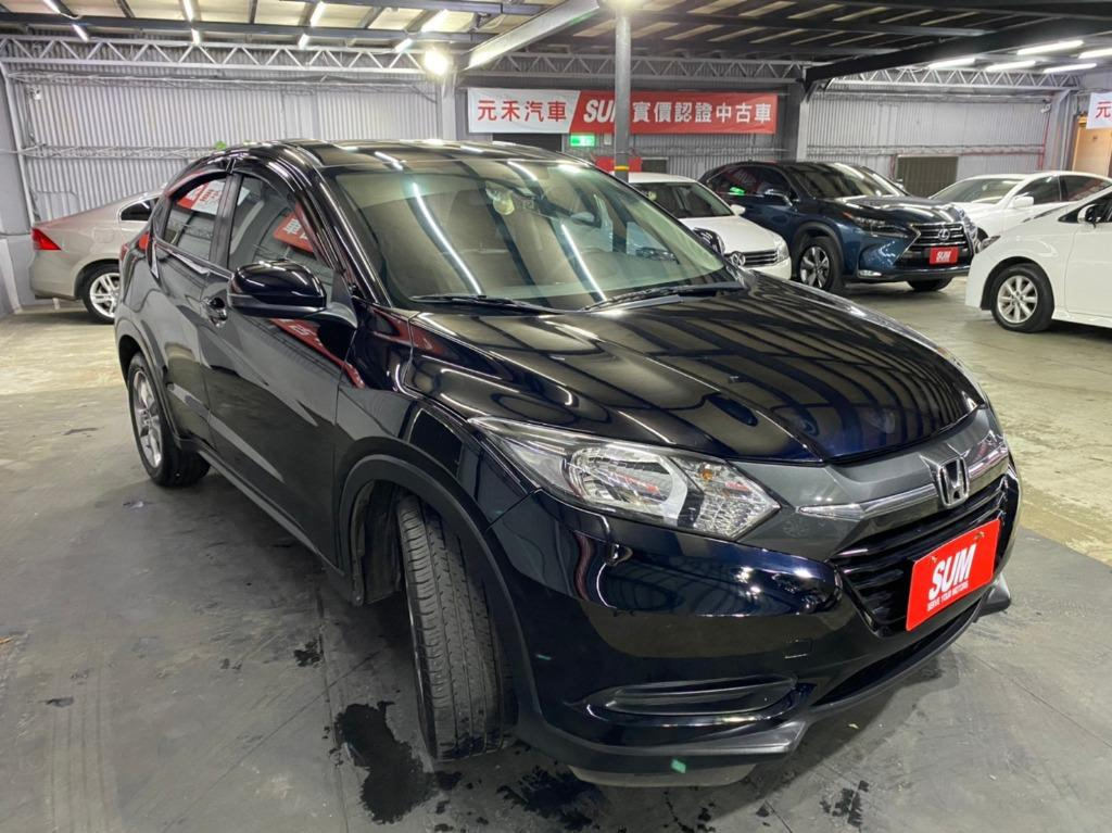 2019年 HONDA HR-V VTi-S 1.8 小型SUV休旅