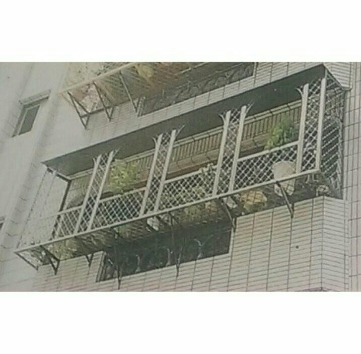 [台灣鐵工廠]鋁門窗/氣密窗/隔音窗/凸窗/玻璃屋窗/陽台窗/鋁門窗/防盜窗/紗窗/遮雨棚/採光罩/穿梭管/居家安全必備