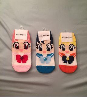 Anime /Animated Socks: Sailor Moon