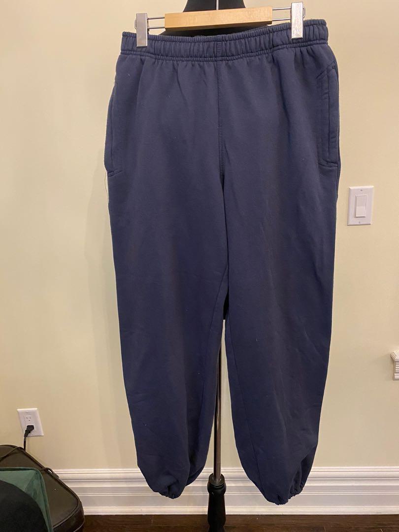 Athletic world sweatpants size S/M