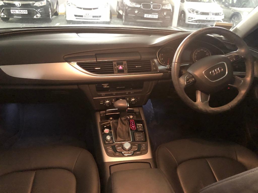 Audi A6 2.0 TFSI Multitronic Auto