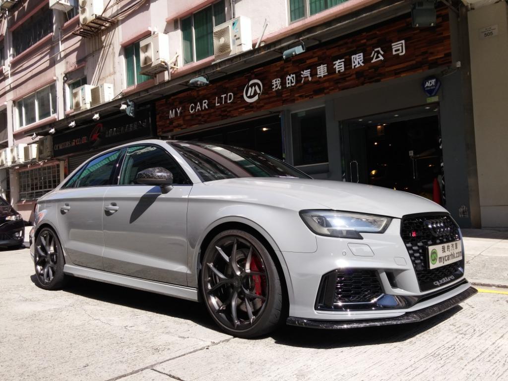 Audi RS3 2.5 TFSI quattro S tronic (M)