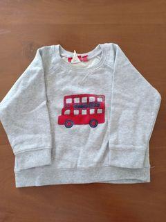 Baju sweater anak laki