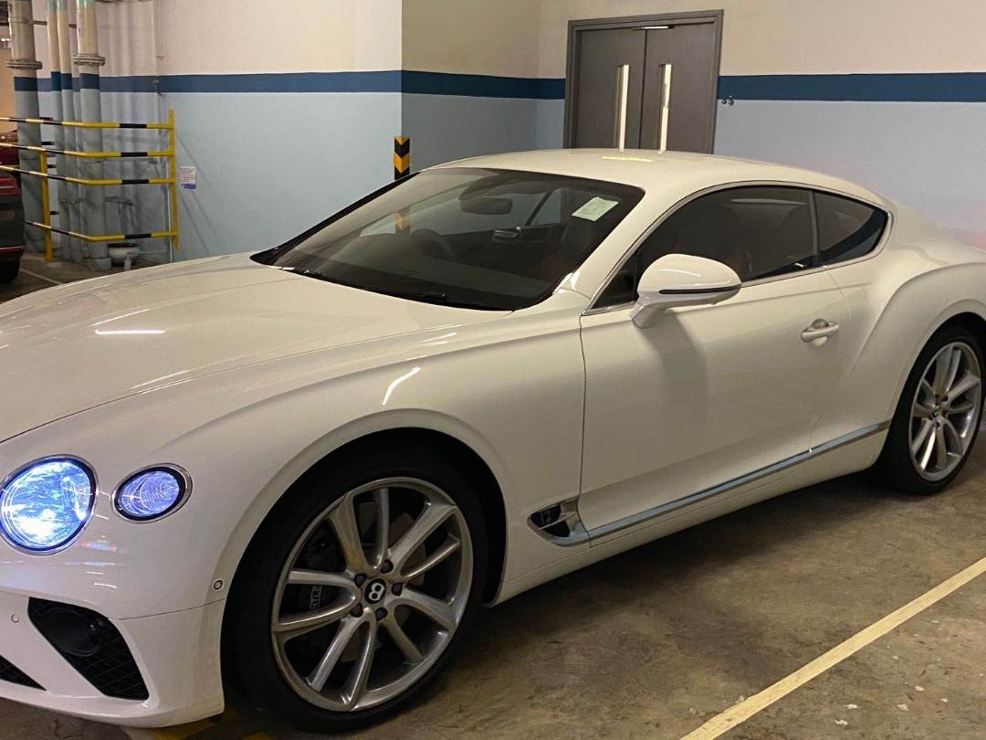 Bentley Continental gt Auto