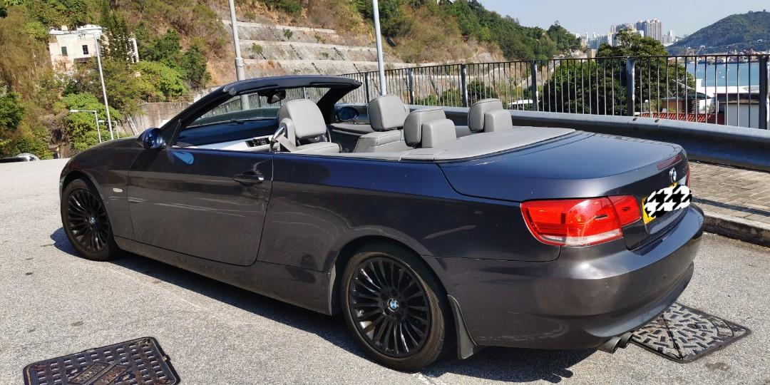 BMW 323i Cabriolet Auto