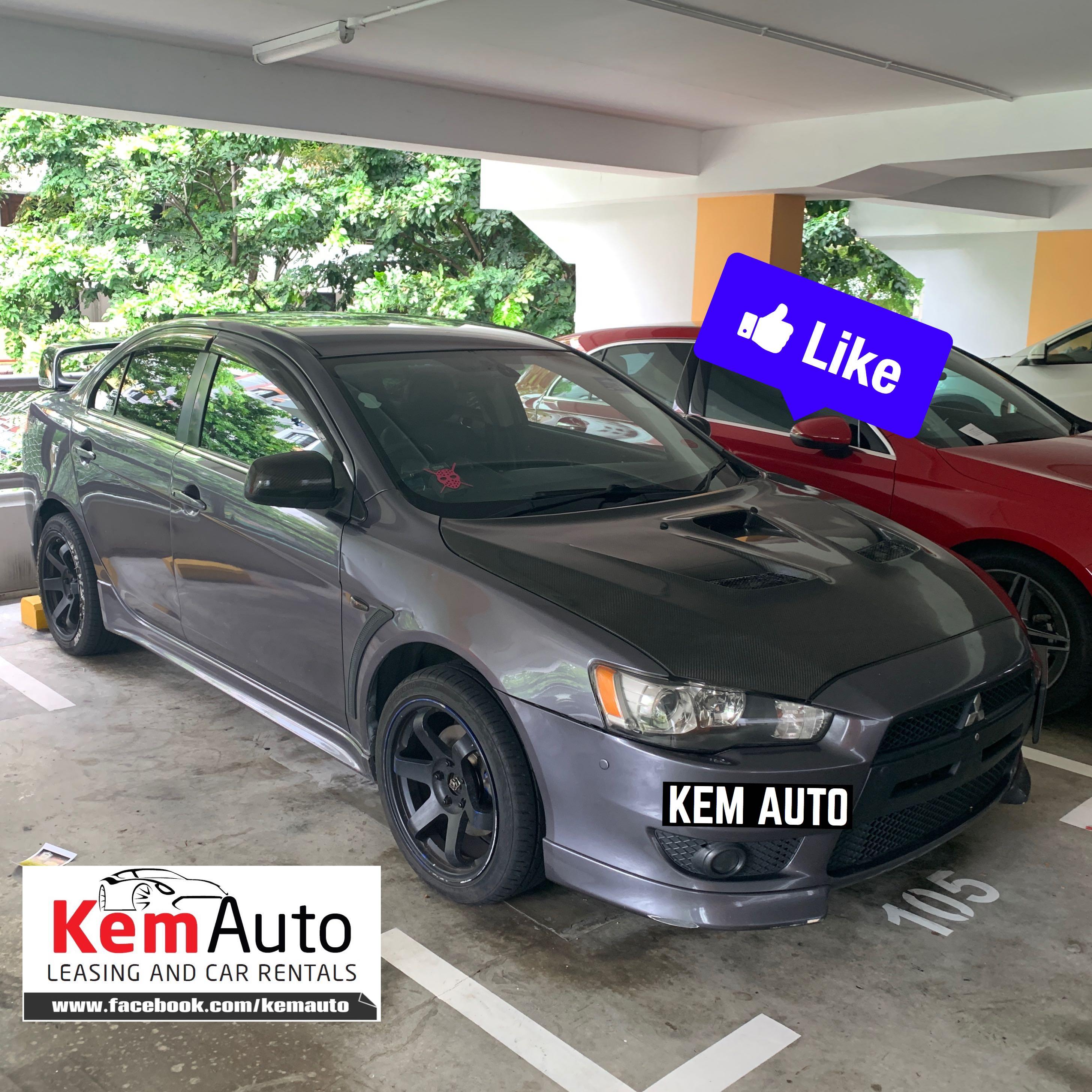 Circuit Breaker Car Rental Promo at Kem Auto (civic lancer glx EX integra bmw 320i Audi A4 Honda Fit Stream Toyota previa Axio Picnic Altis)