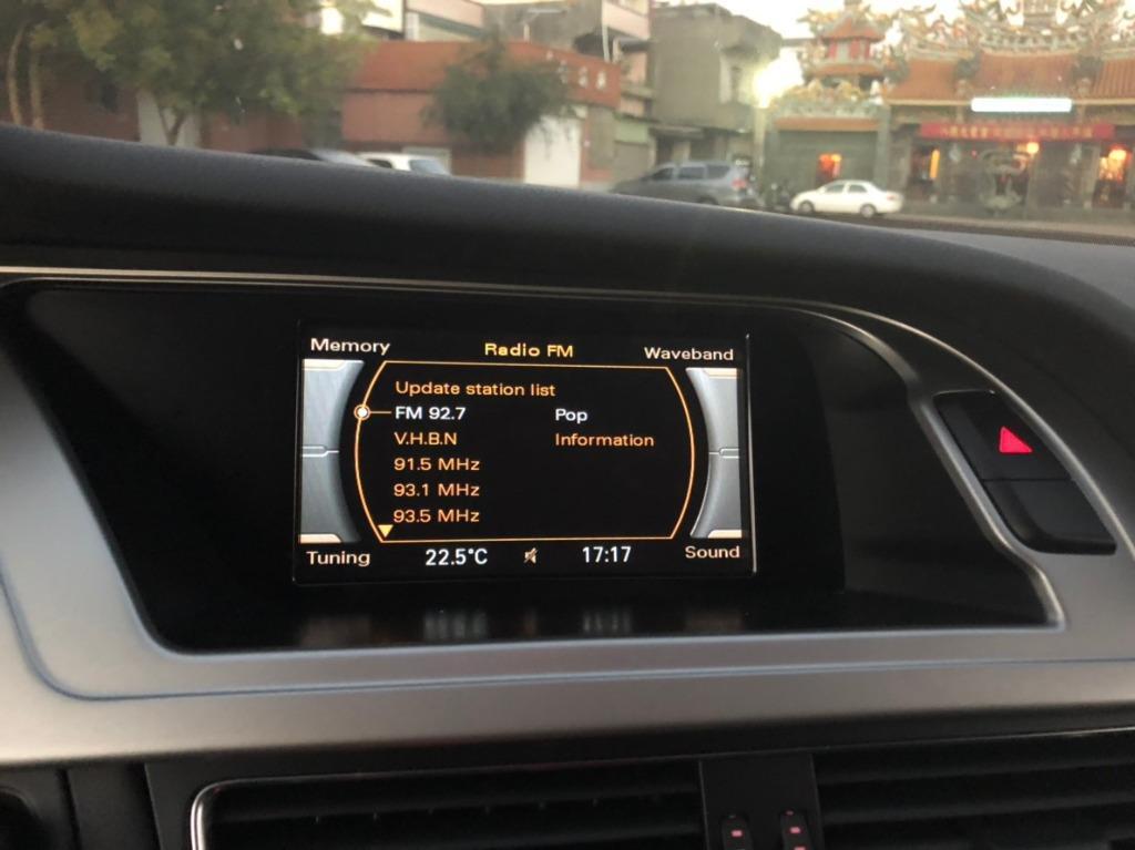 【FB搜尋桃園阿承】奧迪 超人氣A4 2011年 2.0CC 白色 二手車 中古車
