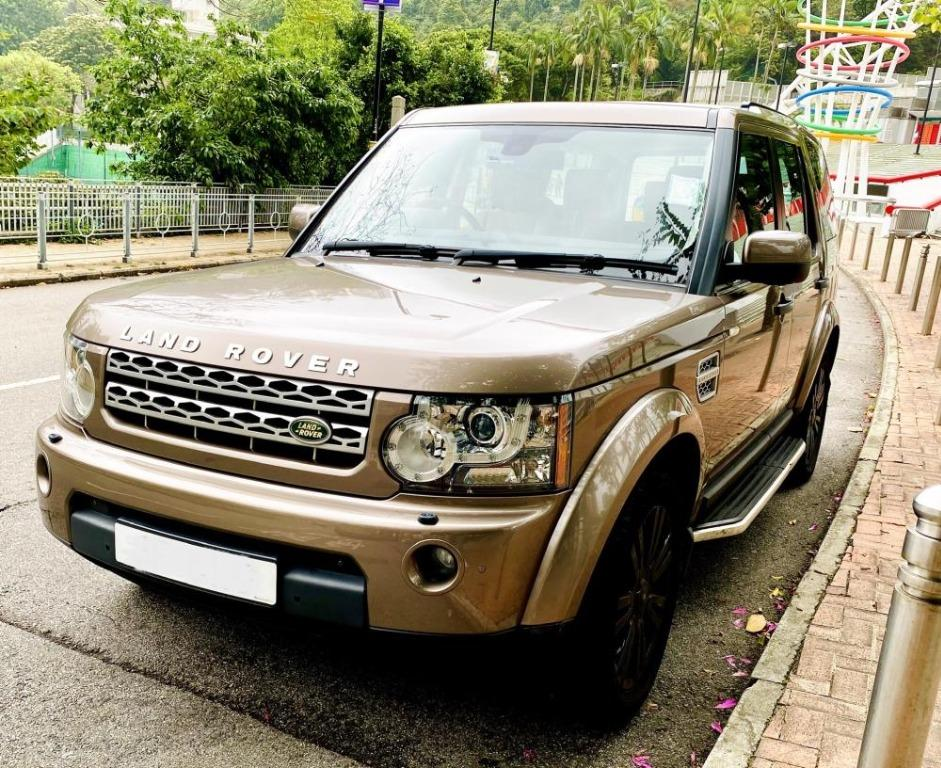 Land Rover Discovery 4 V8 HSE Auto