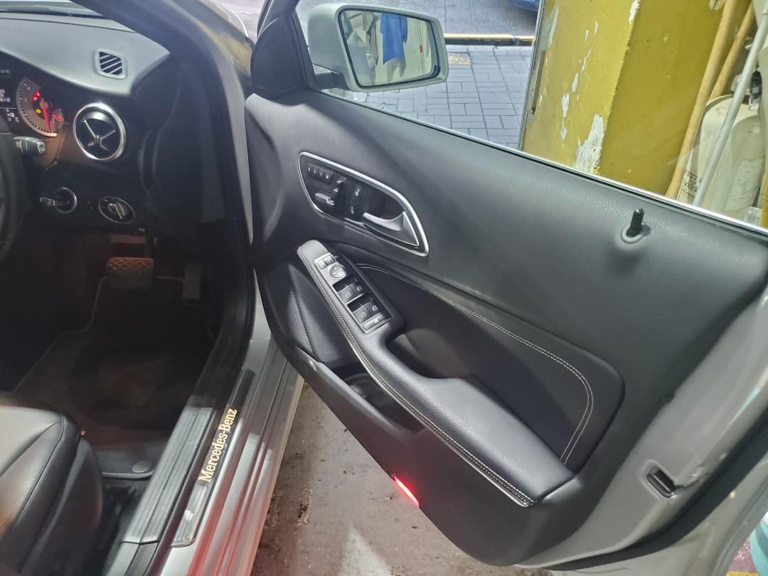 Mercedes-Benz A180 (A)