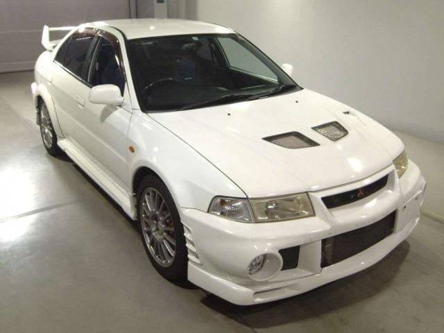 Mitsubishi Lancer Evolution IV GSR EVO4 Manual