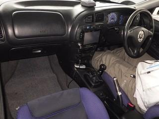 Mitsubishi Lancer Evolution VI GSR (M)