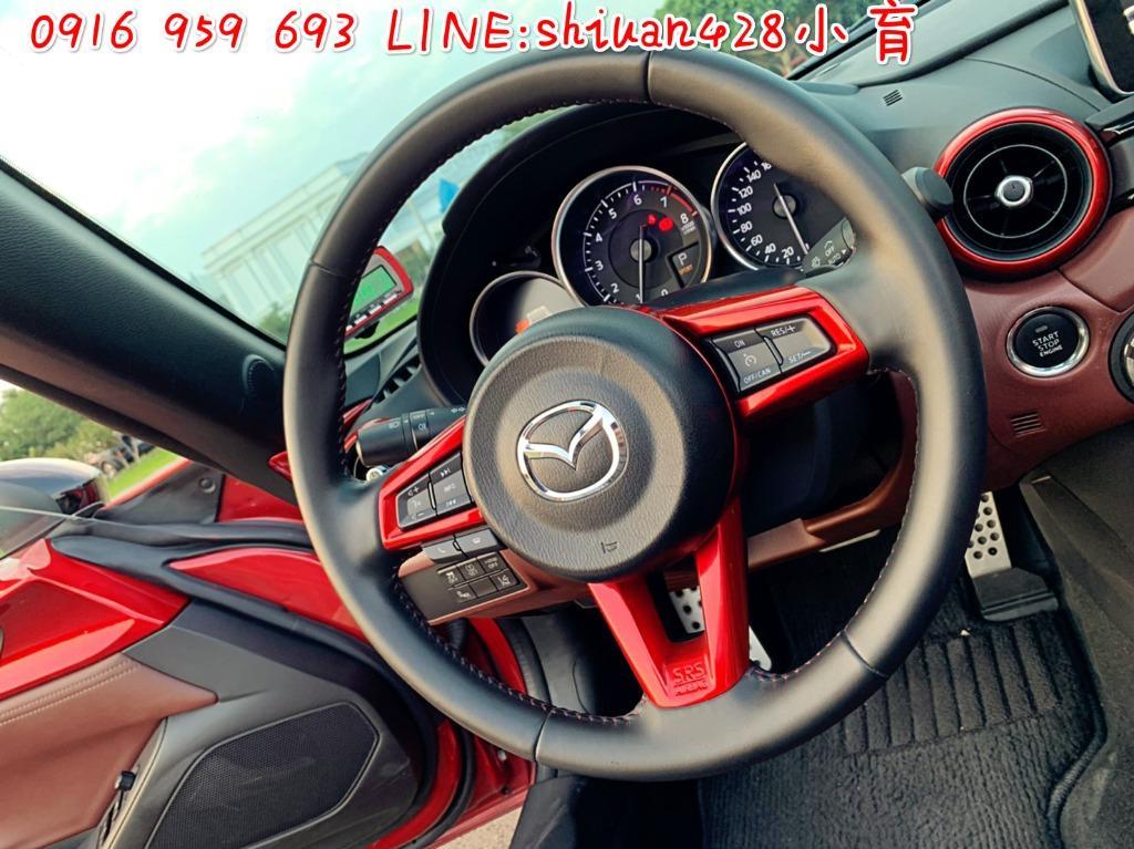 MX-5 雙門轎跑