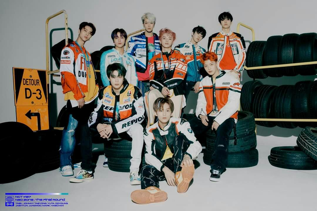 NCT 127 - repackage album NCT 127 Neo Zone: The Final Round