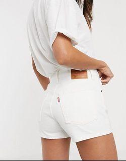 NEW Levi's 501 high-rise shorts