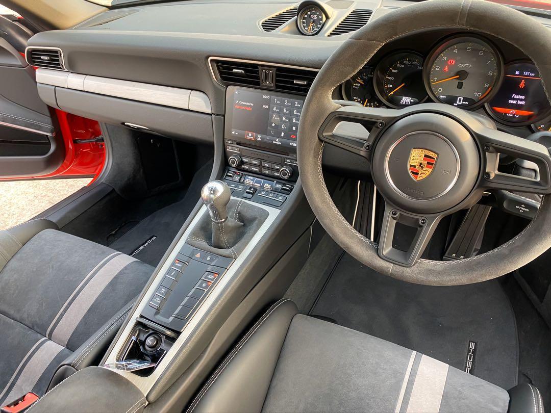 Porsche 911 Turbo PDK (A)
