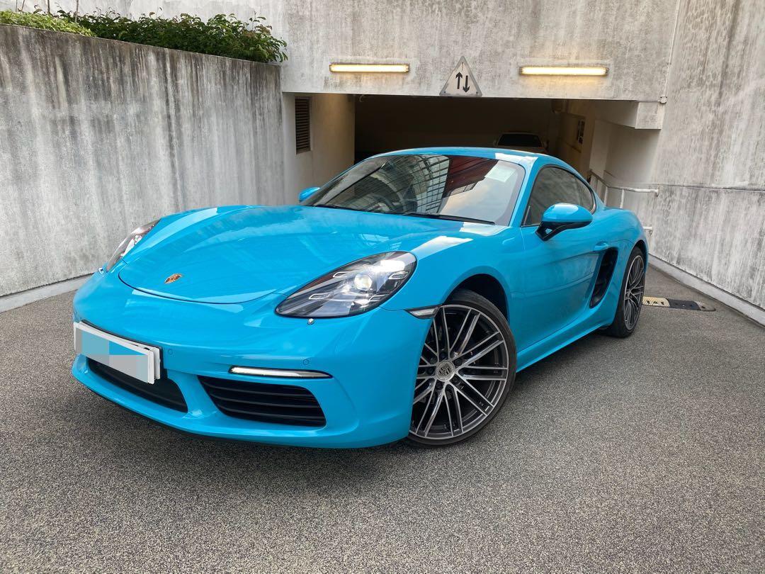 Porsche Cayman 718 Auto