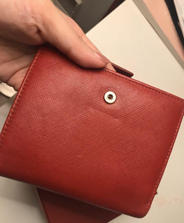 Pre-order, authentic Ferragamo wallet, original price RMB 3250, bought in RM2600