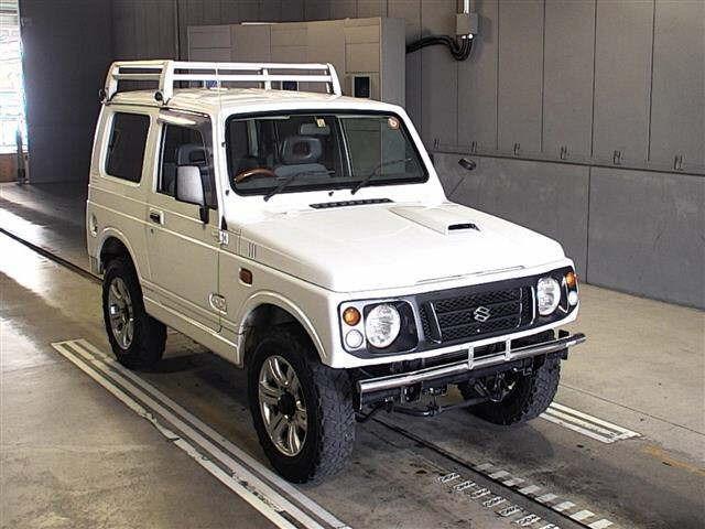 Suzuki Jimny JA22W Auto