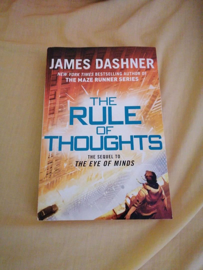 The Mortality Doctrine Series [Eye of Minds, Rule of Thoughts, Game of Lives]