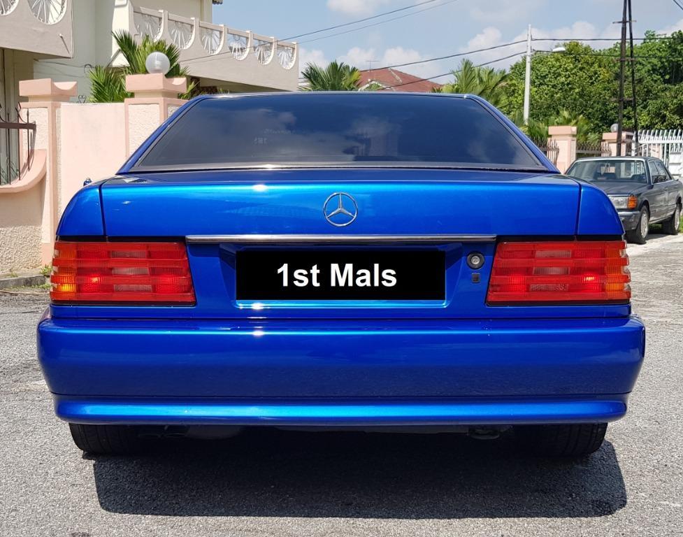 1991 Mercedes Benz R129 300SL-24V Convertible Cabriolet (A)(2960cc)