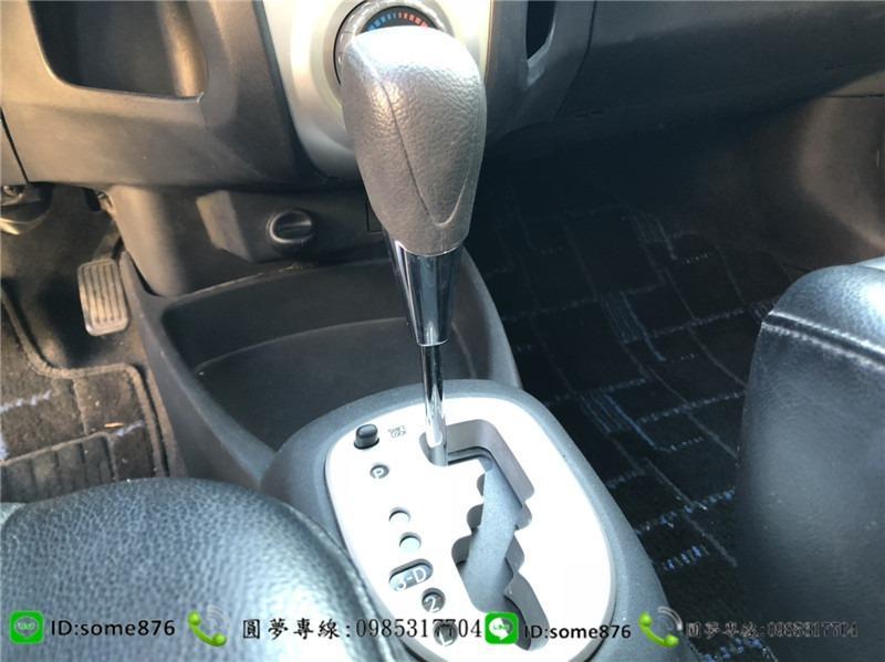 🔥2008年 豐田 YARIS 黑色 職軍專案二手車中古車🔥