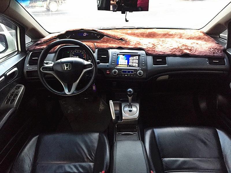 2010 Honda K12白 黑內