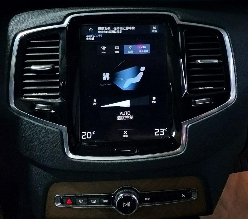 正2016年出廠 最新款Volvo XC90 D4 M+ 頂級五人座柴油旗艦款