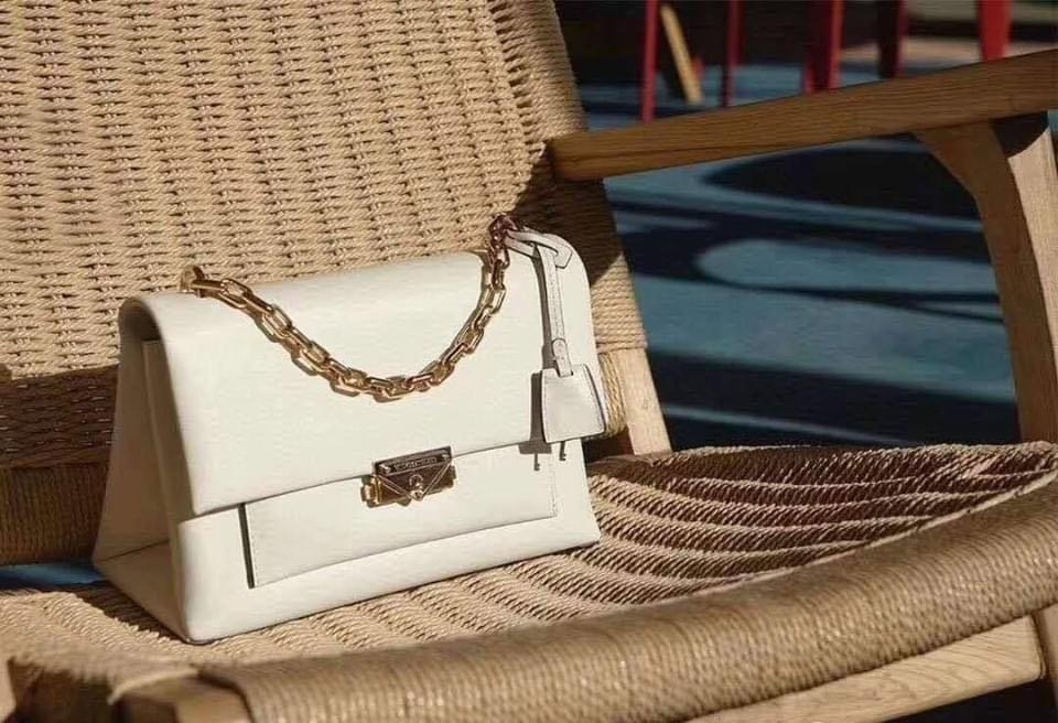 24 hour flash sale ❤️ Michael Kors Cece Shoulder Bag + Prada Cosmetic Pouch