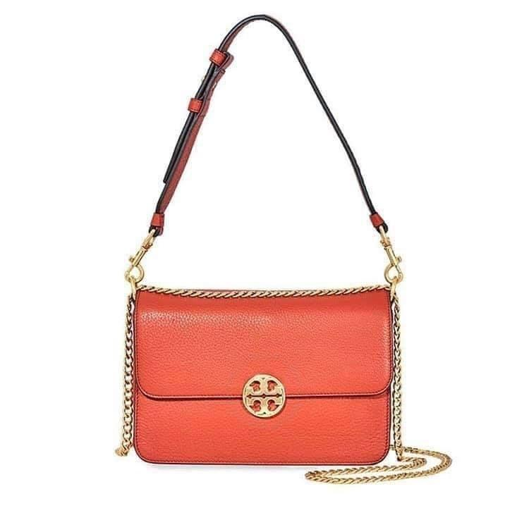 24 hour flash sale❤️ Tory Burch Chelsea Shoulder Bag + Prada Cosmetic Pouch