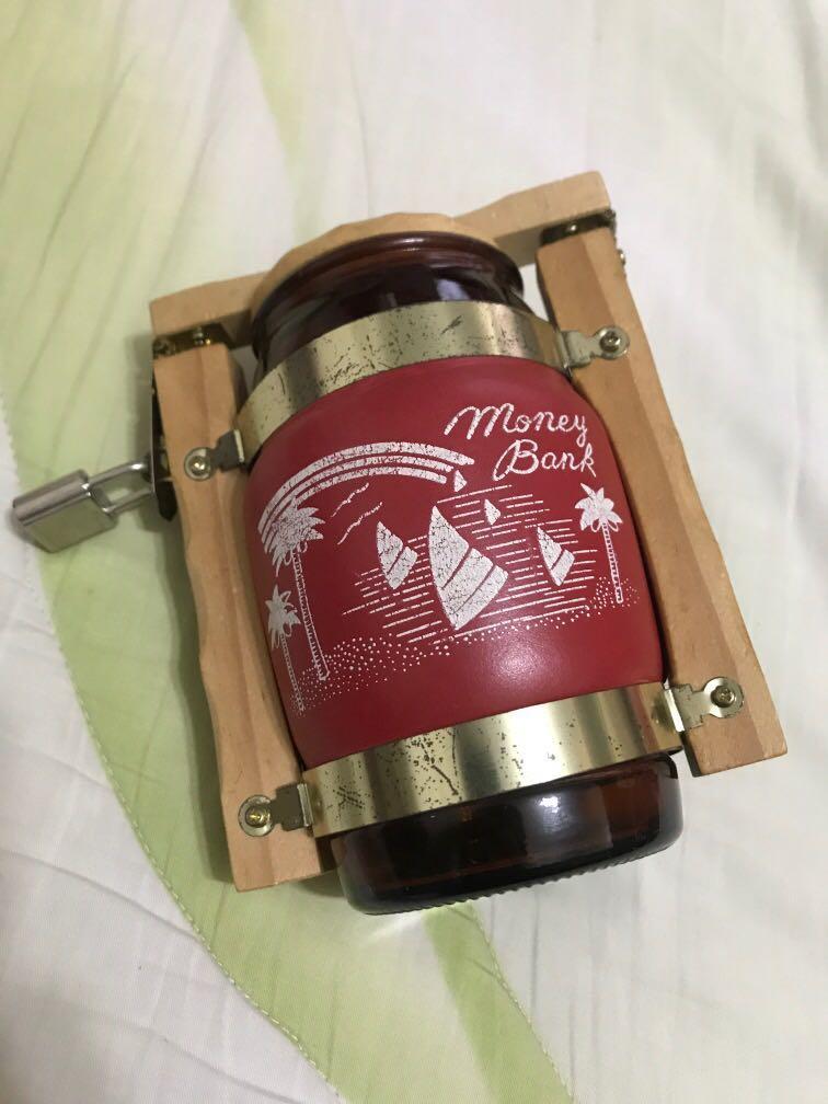 啤酒桶造型存錢筒