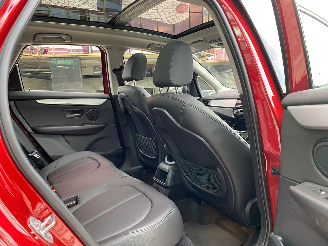 BMW 218i Active Tourer (A)