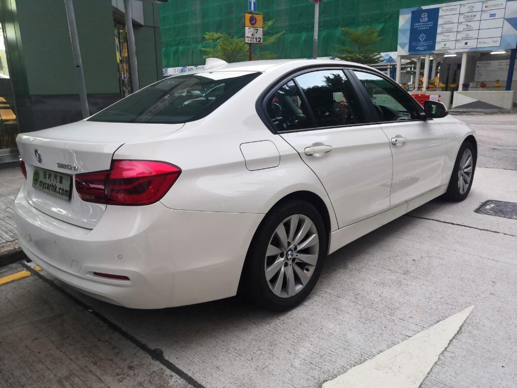 BMW 320d Efficient Dynamics (A)
