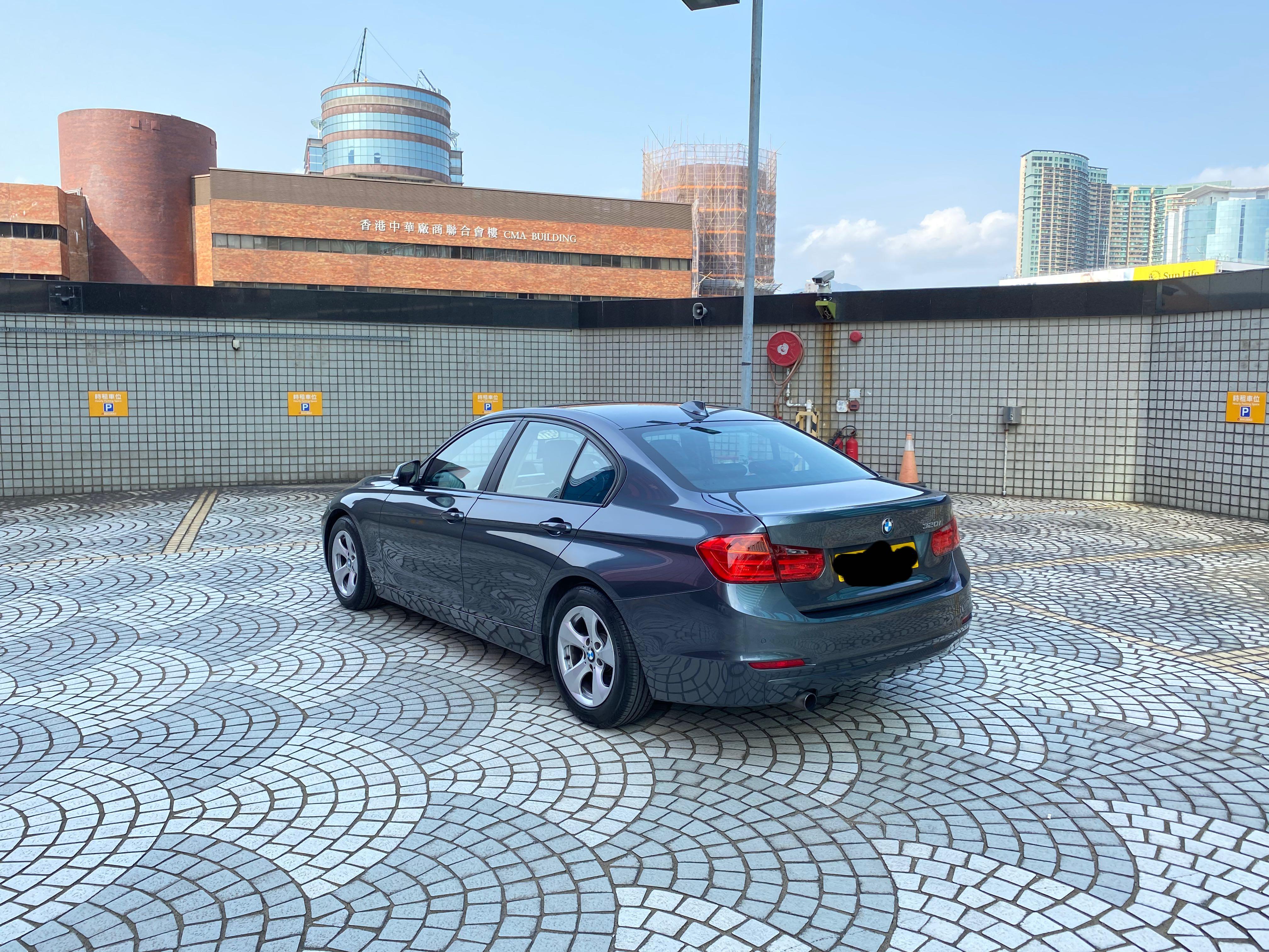 BMW 320i ED Auto