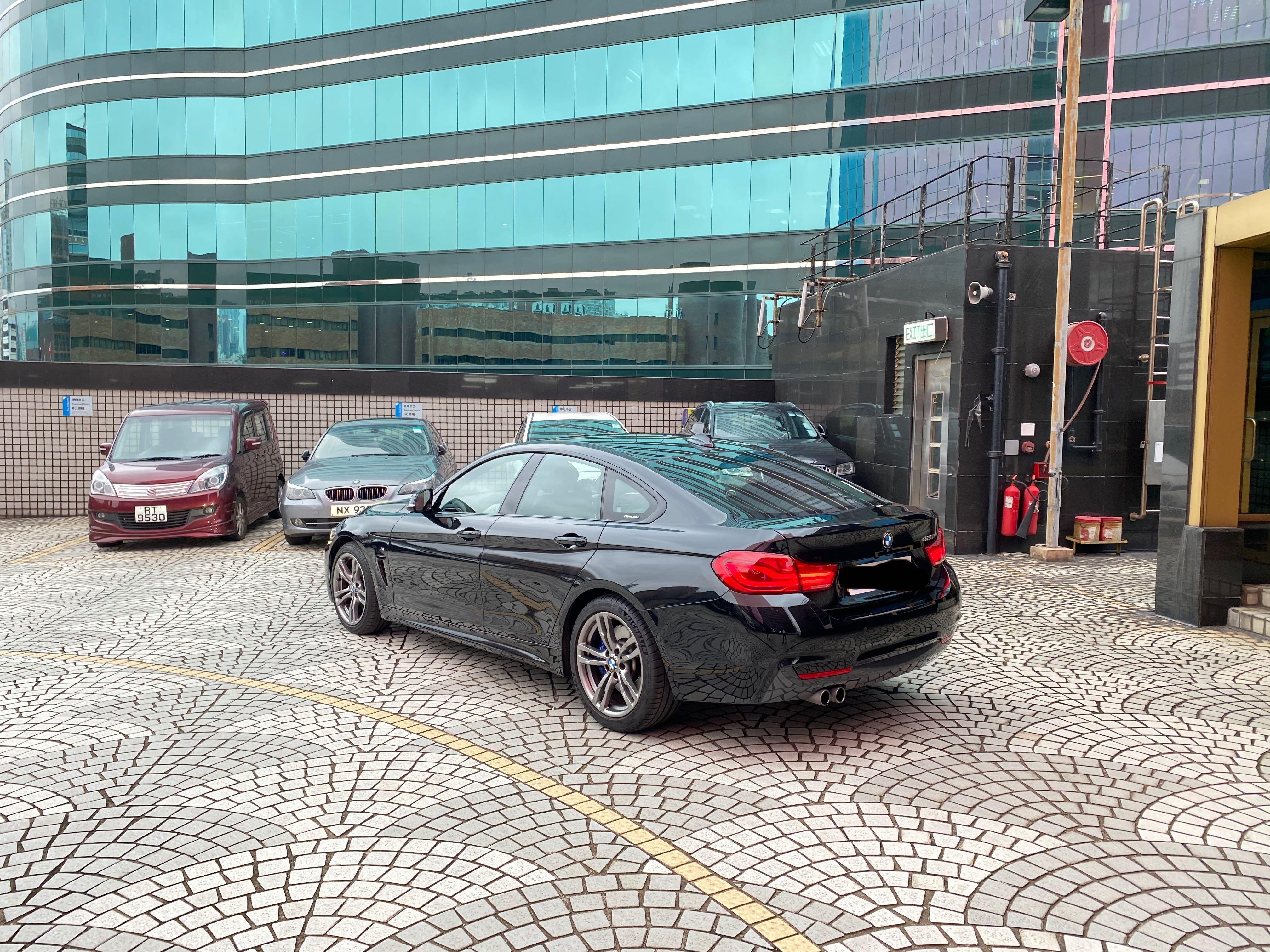 BMW 420i Gran Coupe Sport (A)