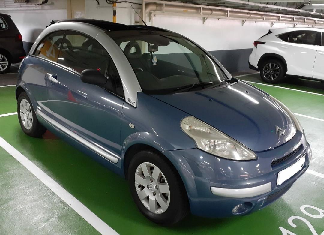 Citroen C3 Pluriel Auto