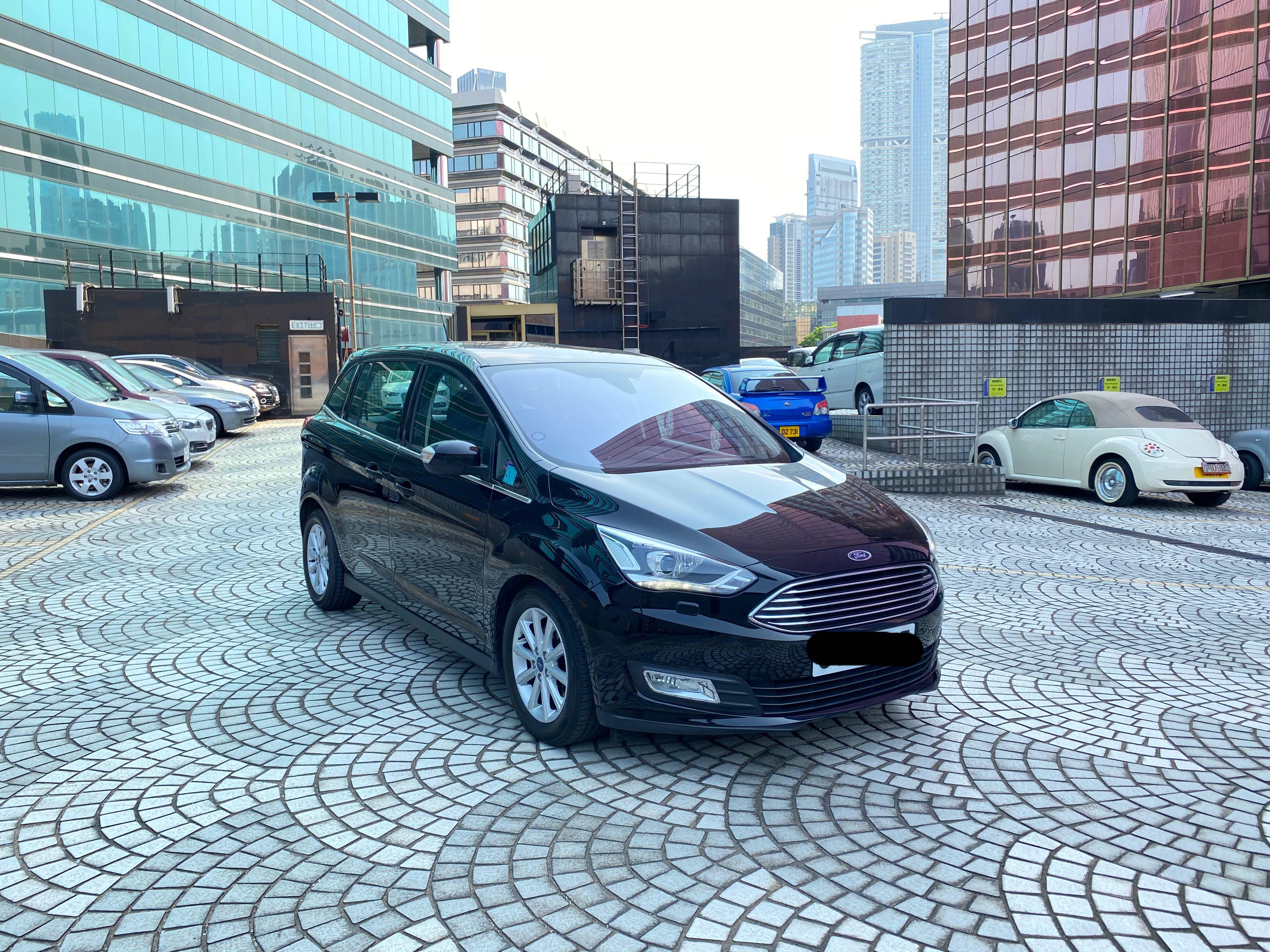 Ford Grand C-Max 1.5 1.5 Titanium EcoBoost (A)