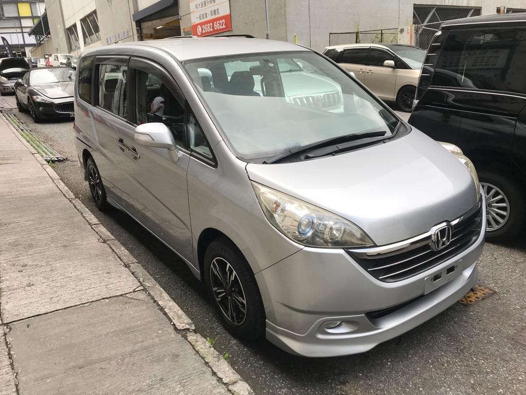 Honda Stepwagon 2.4 Auto
