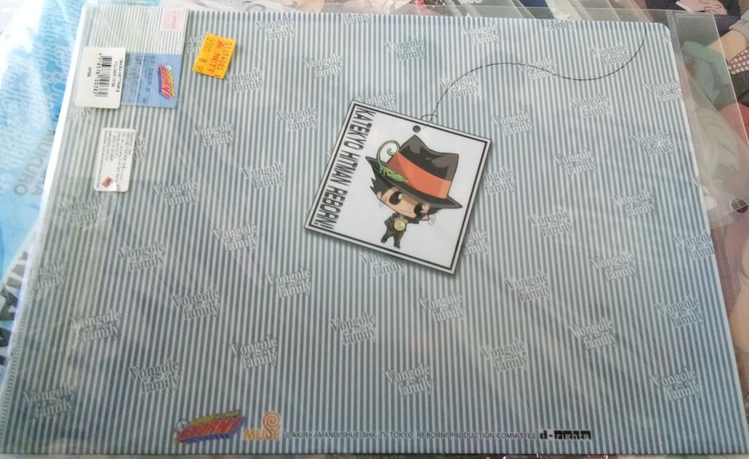 [Katekyo Hitman Reborn 家庭教師] L-shaped File Folder L型文件夾 資料夾