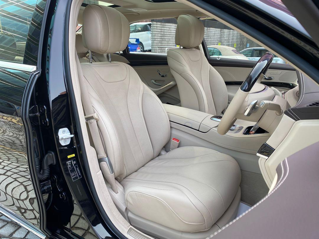 Mercedes-Benz S500 S500 Auto