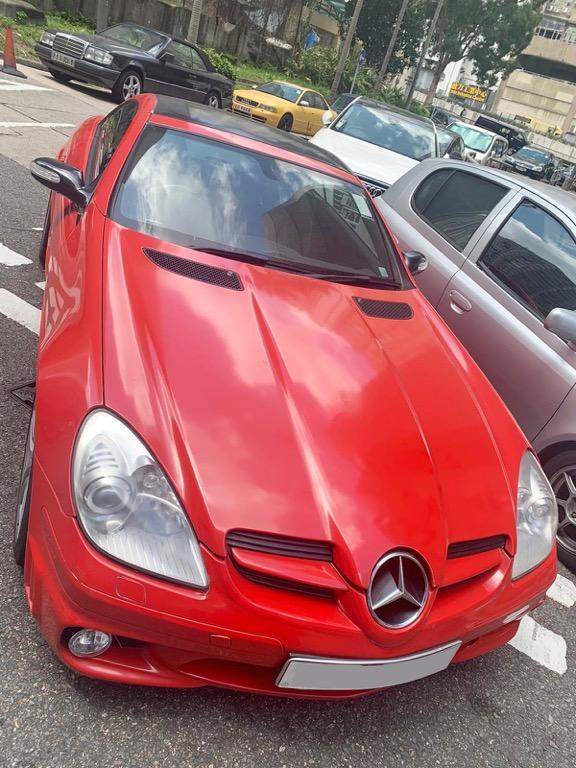 Mercedes-Benz SLK200 Auto