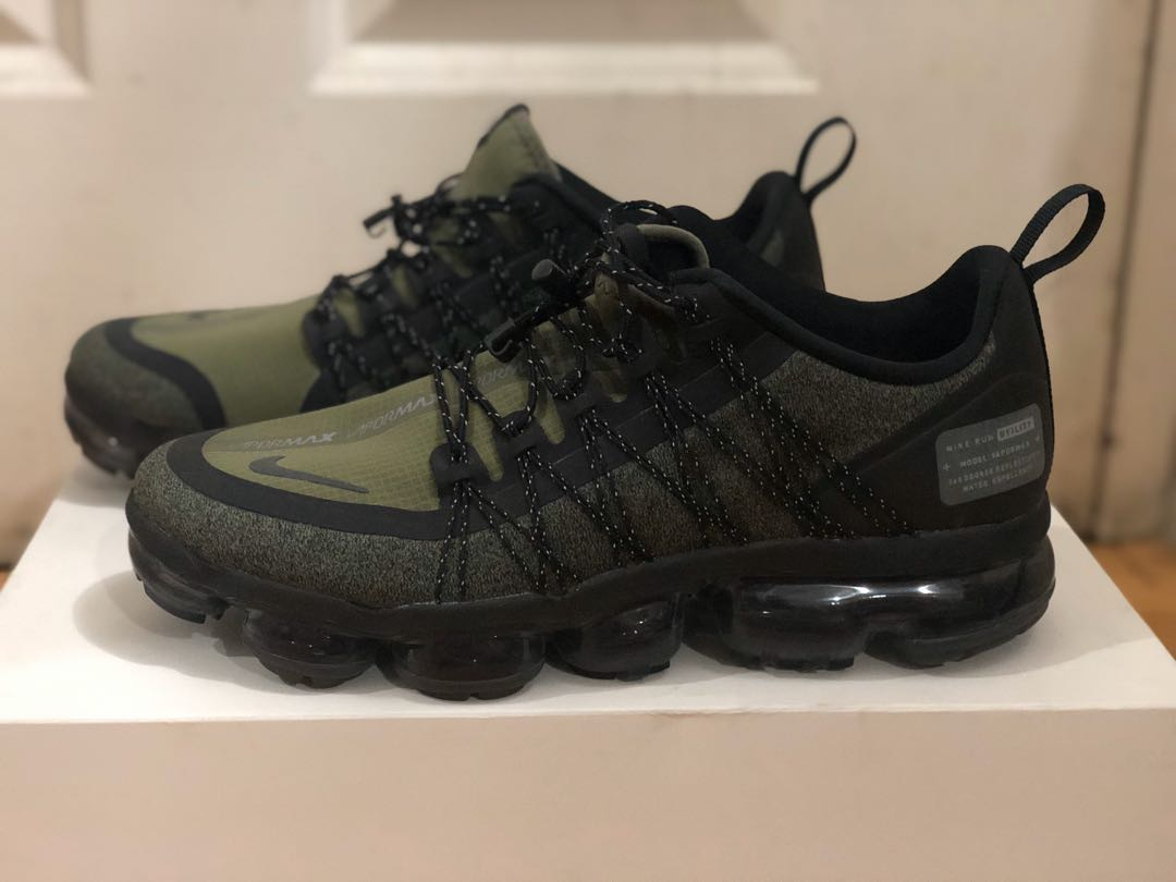 Nike Air Vapormax Run Utility (Olive