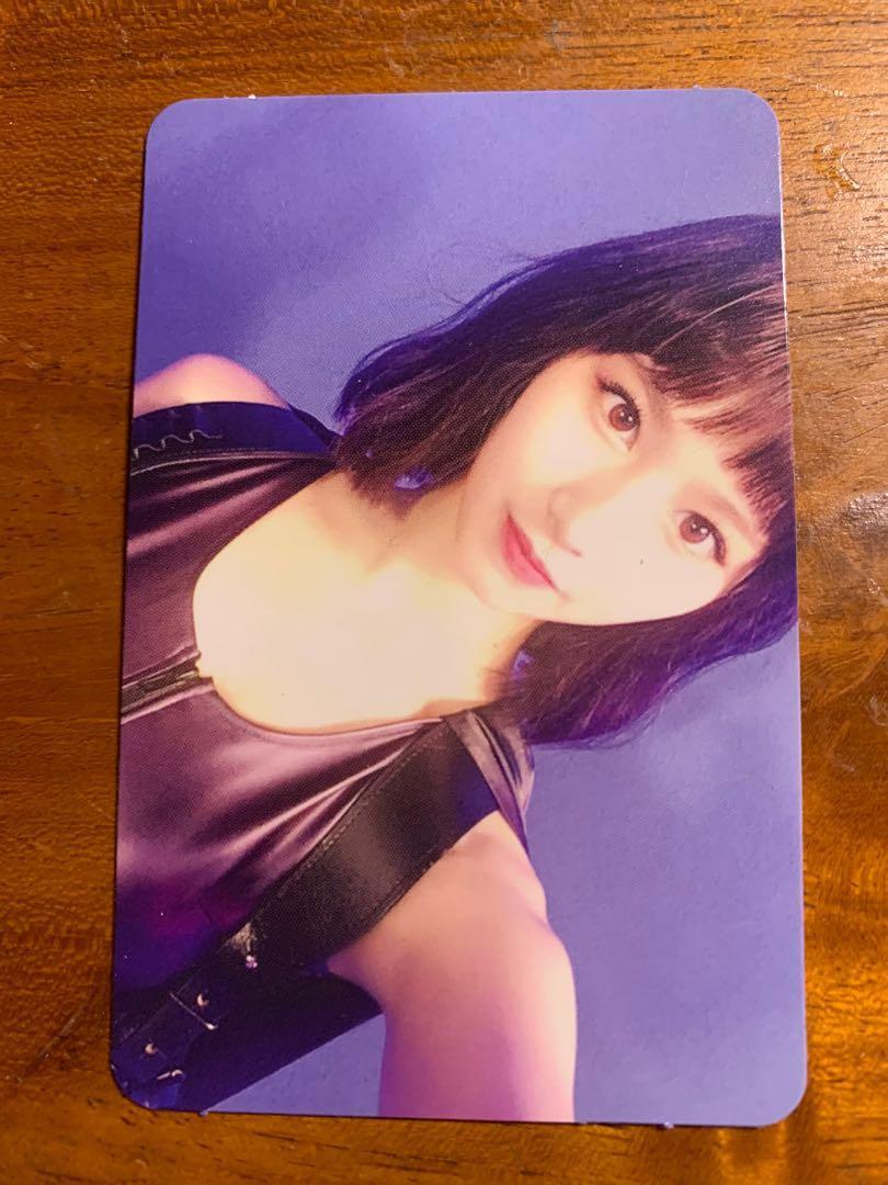 SALE - Sana Twice 3rd Mini Album TWICEcoaster Lane 1 Official Photocard Photo Card