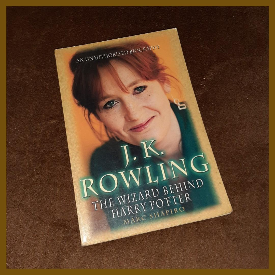 THE PURPOSE DRIVEN LIFE and J.K. ROWLING: THE WIZARD BEHIND HARRY POTTER (AN UNAUTHORIZED BIOGRAPHY)