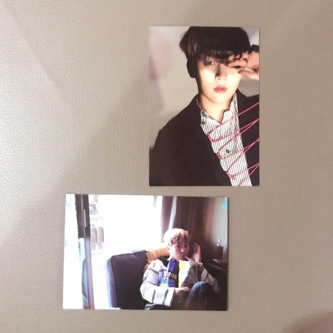 Seungkwan Seventeen Official Photocard Kinho Album