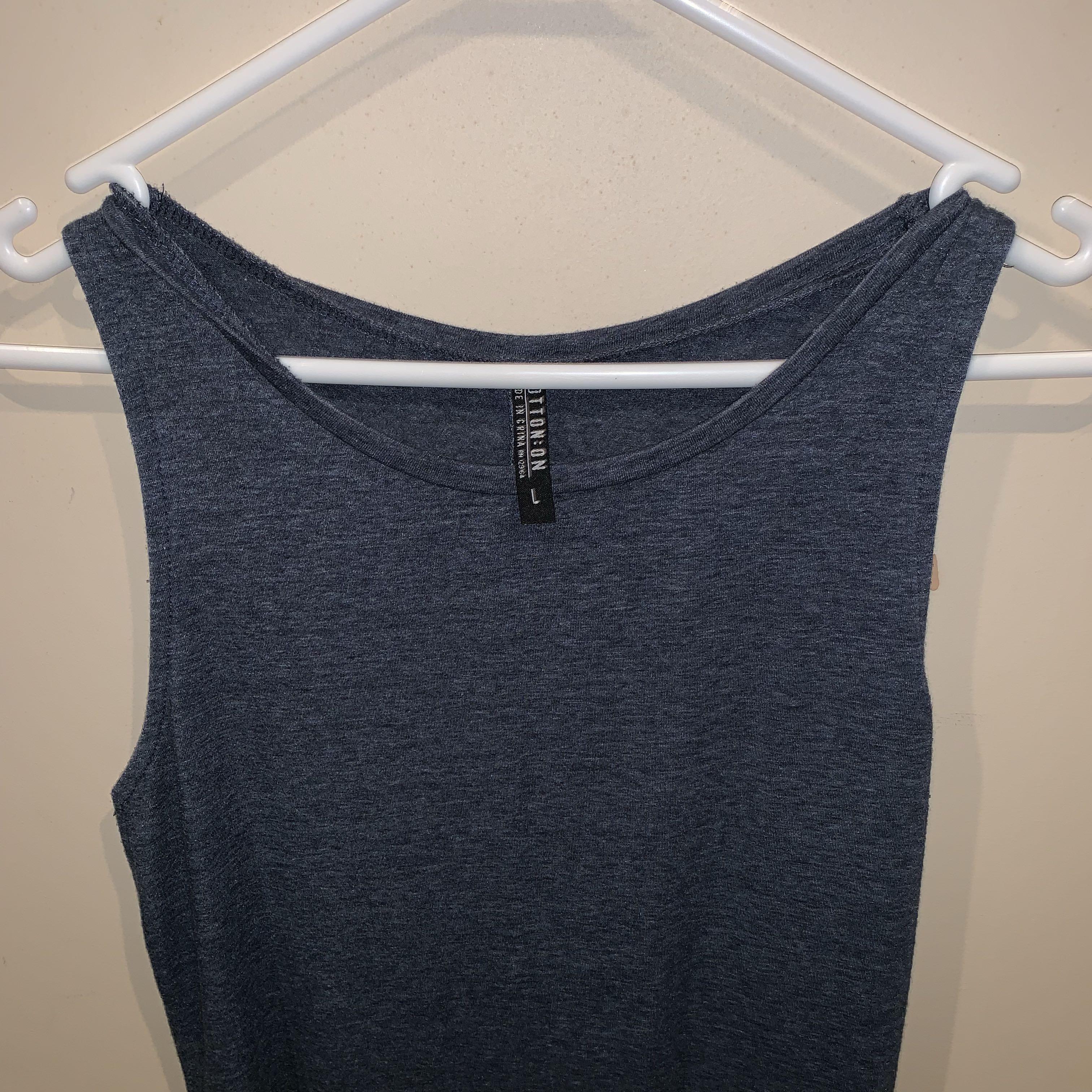 Size L midi dress