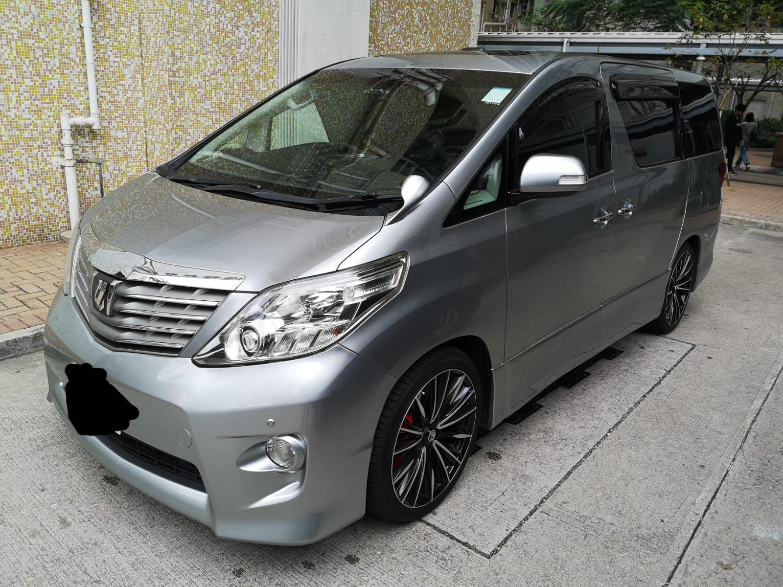 Toyota Alphard 3.5 SC  Auto